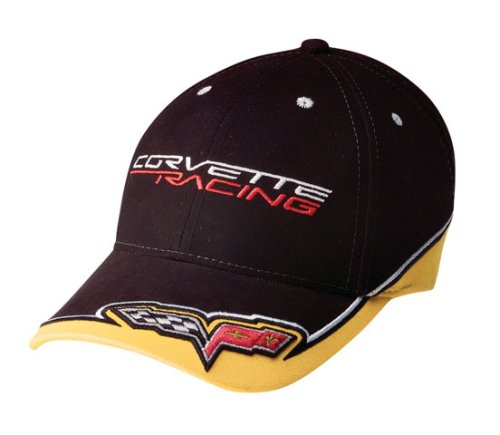 Black CR6 Corvette Racing Hat with Flags - Buy Black CR6 Corvette Racing Hat with Flags - Purchase Black CR6 Corvette Racing Hat with Flags (Corvette, Corvette Hats, Womens Corvette Hats, Apparel, Departments, Accessories, Women's Accessories, Hats)
