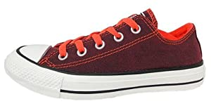 Converse Chuck Taylor All Star Fiery Red Sneaker Shoes US Women's Size 7