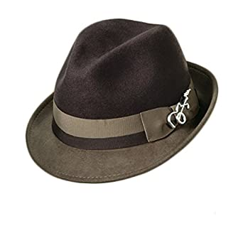 623c254e622 Carlos santana bogart fedora hat at amazon men s clothing jpg 342x342 Carlos  santana hats