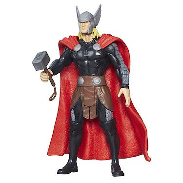"Thor 4"" Inch Action Figure - Marvel Universe"