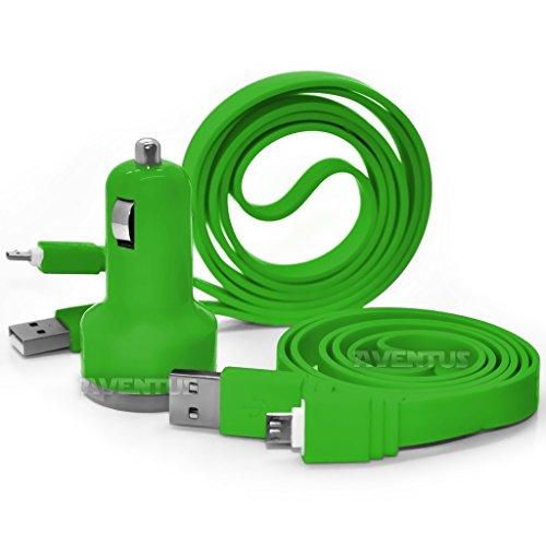 aventus-vodafone-smart-first-6-verde-doppia-porta-usb-mini-caricatore-accendisigari-per-auto-compres