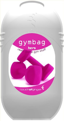Touch Of Ginger Urban Survival Range Gym Bag Essentials Kit – Hers