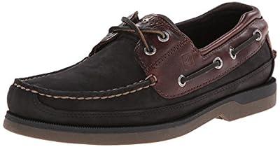 Sperry Top-Sider Men's Mako 2-Eye Canoe Moc Lace-Up Shoe
