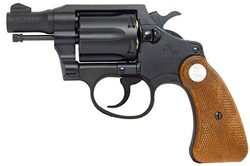 Colt ディテクティブ スペシャル HW (18歳以上ガスリボルバー)