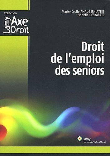 Droit de l'emploi des seniors