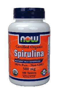 Original Spirulina 500 mg - 180 - Tablet