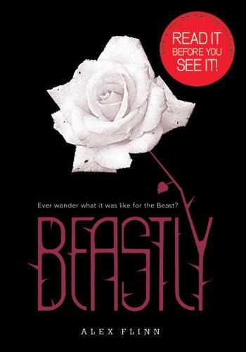 BOOK REVIEW OF BEASTLY BY ALEX FLINN - YouTube