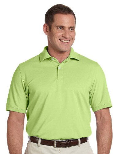 Ashworth Mens Combed Cotton Pique Polo Shirt. 3028C - Small