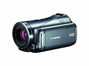 Canon VIXIA HF M400 Full HD Camcorder with HD CMOS Pro and Dual SDXC Card Slots