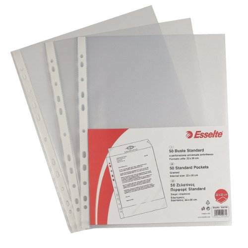 Esselte Standard - filing pockets (A4)