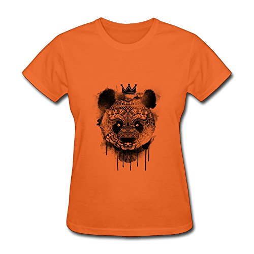 Rzf Women'S Cool Panda Bleeding T-Shirt