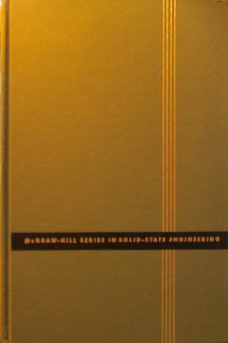 TRANSISTOR ENGINEERING AND INTRODUCTION TO INTEGRATED SEMICONDUCTOR CIRCUITS (MCGRAW;HILL SERIES IN SOLID STATE ENGINEERING)