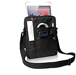 V7 Vertical Mobile Sling Bag for iPad, Kindle Fire and Upto 10.1 inch Tablet PCs