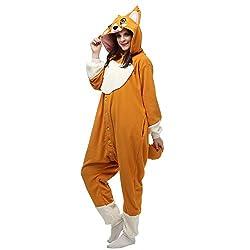 VU ROUL Girl's Adult Clothing Kigurumi Cosplay Costume Pyjamas