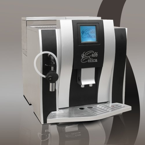 Kaffeevollautomat mit LCD-Touch-Display Espresso Vollautomat Kaffeemaschine