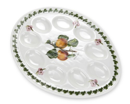 Portmeirion Pomona Devilled Egg Plate (Devilled Eggs Plate compare prices)
