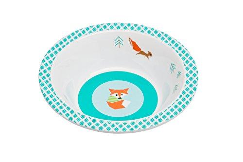 lassig-dish-bow-melamin-schussel-aus-100-melamin-bpa-frei-und-rutschfest-little-tree-fox