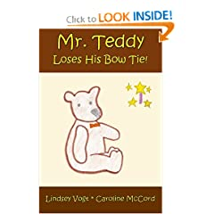 Mr. Teddy Loses His Bowtie, The Indie Author Show