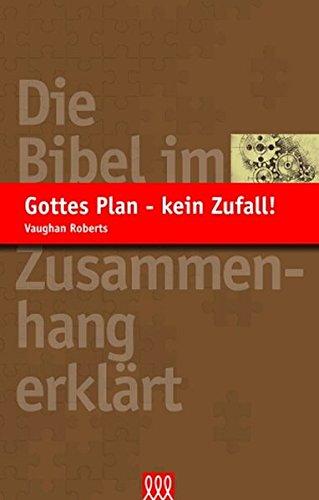 Gottes Plan - kein Zufall! von Simon Mayer