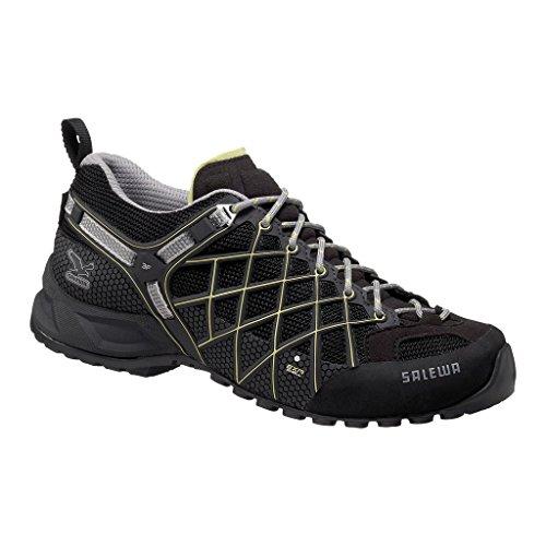 SALEWA WS WILDFIRE GTX 00-0000063304, Scarpe da escursionismo e camminata donna, Nero , 4,5