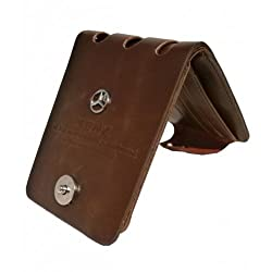Leather gents, boys, mens giftable wallet