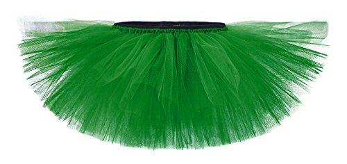 Emerald Green Girls and Teens Playful Tulle Tutu