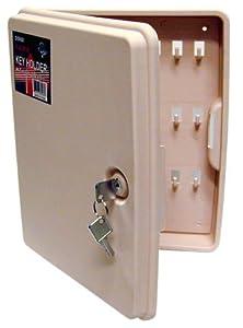 New 24 Key Locking Storage Box Safe Car Auto Wall Mount