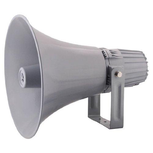 Pyle Phsp12 12.7-Inch Indoor/Outdoor 70/100 Volt 60 Watts Pa Horn Speaker