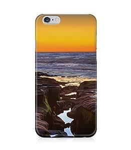 "iKraft Designer Hard Back HD Printed Case Cover for Apple iPhone 6 Plus (5.5"") Inch - Superior Matte Finish"