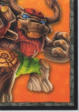 Skylanders Giants No. B9 PUZZLE - Puzzle Card Individuelle Trading Card