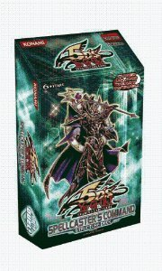 Yu-Gi-Oh Structure Deck - Spellcasters Command [Toy]