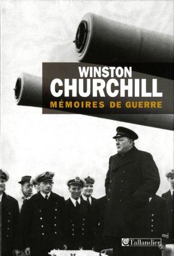 Mémoires de guerre coffret 2 vol.