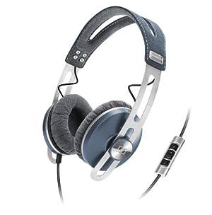 【国内正規品】 ゼンハイザー 密閉型オンイヤーモデル MOMENTUM On-Ear Blue