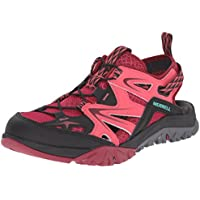 Merrell Capra Rapid Sieve Water Men's Shoes (Bright Red / Blue Dusk)