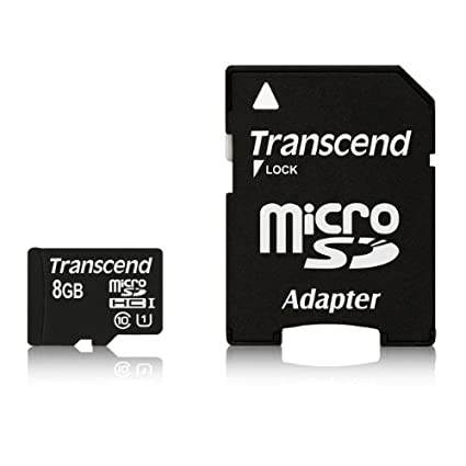 Transcend-Premium-300x-8GB-MicroSDHC-Class-10-(45MB/s)-UHS-I-Memory-Card-(With-Adapter)