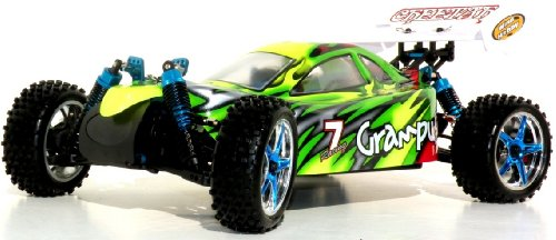 BRUSHLESS RC BUGGY 4WD CAR 1/10 TRUCK NEW 2.4G CHEETAH