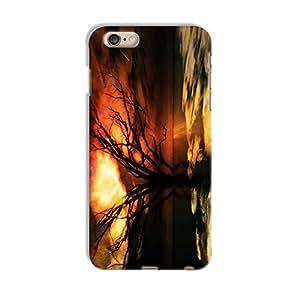 ArtzFolio Magical Landscape : Apple iPhone 6 Plus Matte Polycarbonate Original Branded Mobile Cell Phone Designer Hard Shockproof Protective Back Case Cover Protector