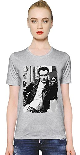 Adam Ant Rockstar Womens T-shirt Large