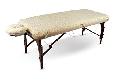 Massage Table Cover - Fleece Table and Pillow Cover