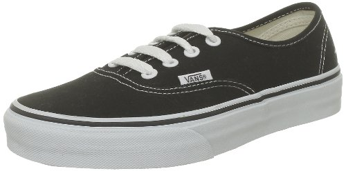 Vans Unisex Authentic Trainer black VEE3BLK 4 UK