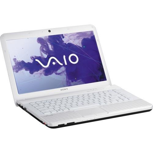 Sony VAIO VPCEH2IFX/W 15.5 LED Laptop (2nd Establishment intel core i5-2430M 4GB RAM 500GB HD Win7, White)