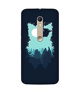 Owl-1 Motorola Moto X Style Case