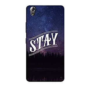 COLORFUL BACKGROUND BACK COVER FOR LENOVO A6000