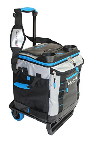 Arctic Zone Ultra Collapsible Rolling Wheel Cooler, 58 Cans (Beach Tote With Wheels compare prices)
