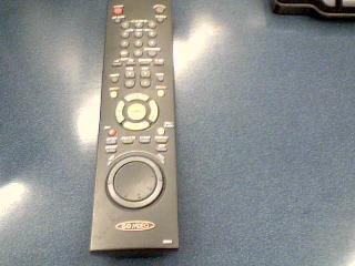 Govideo Go Video Vcr Remote Control Model #00025E -Ac5900025E Vcr Remote Control