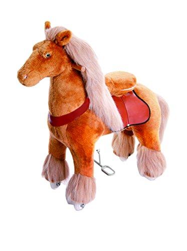 PonyCycle Small Royal Horse, Brown