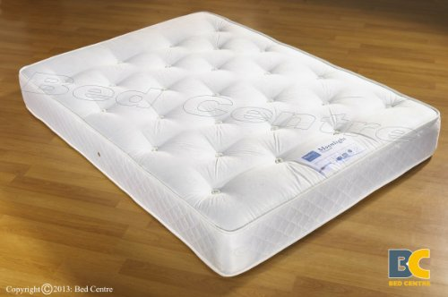 4FT6 DOUBLE 10 INCH DEEP ORTHOPEADIC TUFTED MATTRESS FREE DELIVERY