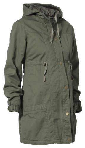Noppies Women's Maternity Jacket and Coat 10521 -  Green - 8