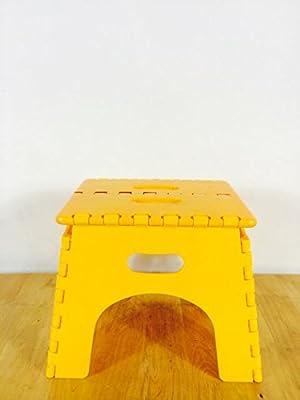 SoundOriginal Super Strong Folding Step Stooland and Outdoor Folding Chair