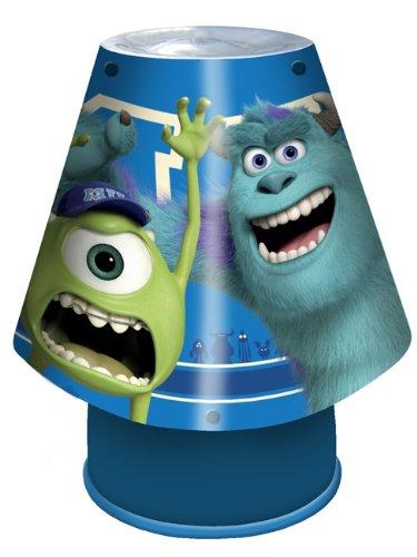 Monsters University Disney Kool Lamp